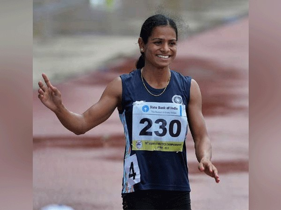 Dutee Chand named in TIME 100 Next list