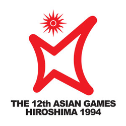 "<p>The emblem depicts a dove; the symbol of peace, and also the ""H"" of Hiroshima, thereby reflecting Hiroshima's desire for peace.<br /><br />The OCA emblem and the dynamic lines reaching out in all directions are suggestive of an athlete in motion. The red color represents overflowing energy and youth.<br /><br />The emblem was designed by designer Akira Ishikawa, and chosen as the Hiroshima Games Official emblem in March 1990.</p>"