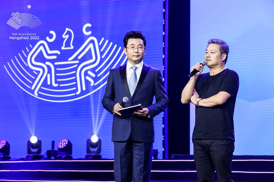 Hangzhou 2022 launches Asian Games pictograms during two-year countdown ceremony