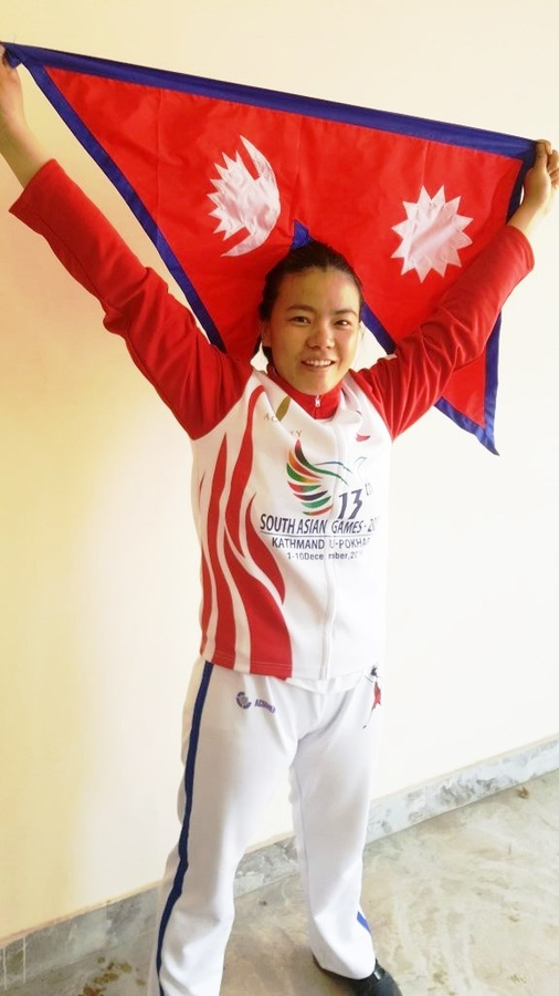 Gurkha spirit gives Nepal Karate a powerful punch