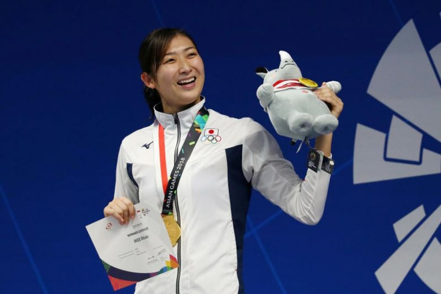 Asian Games MVP Ikee leaves hospital after leukemia fight