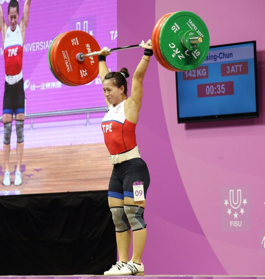 Oca Weightlifting Qualifying Period Extended To April 2021 For Tokyo Olympics