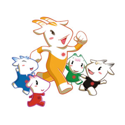 <p>&ldquo;Le Yangyang&rdquo; is name of the leader of our five Goats and the name which refers to all of the 16th Asian Games Mascots, each of them sporty and cute, and each serving as an Official Mascot. The Mascots embody a part of Guangzhou&rsquo;s unique history and culture and each Goat has an individual name that is distinctly Cantonese in style: A Xiang, A He, A Ru, A Yi and Le Yangyang.<br /><br />When you put their names together, Xiang He Ru Yi Le Yangyang - meaning Peace, Harmony and Great Happiness, with everything going as you wish - they fully express the people of Guangzhou&rsquo;s hope that the 16th Asian Games bring peace, prosperity, success and happiness to the people of Asia and fulfill their, and our, Vision of a &ldquo;Thrilling Games and Harmonious Asia&rdquo;.<br /><br />The designs of the Mascots are strongly inspired by a legend about the City of Guangzhou: As the legend goes: A long time ago, the farm lands in Guangzhou ran dry, food could not be grown and the people experienced a famine. They could do nothing but pray to the heavens for luck.<br /><br />Moved by their piety, Five Immortals descended from the heavens, riding on goats with coats of different colors, each holding ears of rice in its mouth. The Immortals gave the rice ears to the people of Guangzhou and promised that the land would be &ldquo;free from famine&rdquo;.<br /><br />Afterwards, the Immortals disappeared into the sky. The Five Goats that were left behind turned into stone. From that time onwards, Guangzhou reaped a bumper harvest of grain every year and became the most prosperous city in the south of China. The Five Goats of this thousand-year-old legend have gone on become the most well-known symbol of Guangzhou.<br /><br />The goat is also considered an auspicious animal that brings luck, in other Asian cultures. Through our choice of a goat, we sincerely believe our Mascots will appeal to, and resonate with, people of different cultures and religions throughout Asia, who we hope will grow to love them as much as we do.</p>