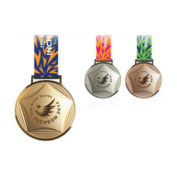 <p>The 2014 Incheon Asian Games Organizing Committee (IAGOC) has revealed the design for the medals to be awarded at the 2014 Asian Games, which opens on September 19 next year. Along with the design for the gold, silver, and bronze medals, also revealed were the designs for the award certificate and its case, participation medals, certification of participation and its case, award podium, medal tray, and the winners&rsquo; bouquet.<br /><br />The designs are the result of an 8-month work between the IAGOC and a design consortium in Incheon, which went through 4 design evaluations by top designers in the country.&nbsp; They have received the final approval of the Olympic Council of Asia on August 19.<br /><br />The medal&rsquo;s motif is a pentagon-shaped symbol, representing the 5 ports of Incheon &ndash; Airport, Seaport, Teleport, Leisureport, and Businessport &ndash; and holds the emblem of the Incheon Asian Games inside.&nbsp; It symbolizes the host city of Incheon as the hub of Northeast Asia.<br /><br />The medal&rsquo;s backside contains the Games&rsquo; slogan in Hangul, the Korean alphabet, which was a suggestion by Mr. Song Young-gil, the Mayor of Incheon Metropolitan City.&nbsp; This is the first time that both Korean and English slogans are written on the medals.<br /><br />The revealing of the medal designs is expected to spur the various publicity and promotional events in the last year of preparations before the opening of the Asian Games one year from now.</p>