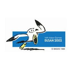 <p>The mascot for the 14th Asian Games represents the pure and dynamic image of a seagull, the city bird of Busan.The thick black ink and free line expression symbolize Korean traditional culture, white representing the image of a powerful spirit and the great hopes for Asia in the 21st Century.&nbsp;&nbsp;</p>