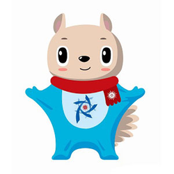 <p>The 8th Sapporo Asian Winter Games Organizing Committee (SAWGOC) has unveiled the Games&rsquo; official mascot.&nbsp;It is inspired by an adorable species of flying squirrel that, in Japan, can only be found in Hokkaido. Hokkaido is the Northernmost of Japan&rsquo;s four main islands, and Sapporo and Obihiro &ndash; the host cities of the 2017 Sapporo Asian Winter Games &ndash; are both located there.<br />&nbsp;<br />Flying around energetically in a red scarf and blue cloak, this little hero will surely help liven up the 2017 Sapporo Asian Winter Games. SAWGOC is currently inviting the public to give it a name.</p>