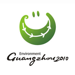 <p>The Logo for the Environment is a green leaf in the shape of a smile that irrevocably connects Man and Heaven.</p>