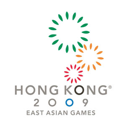 "<p>The five-colour fireworks graphics of the 2009 East Asian Games Emblem make reference to the five Olympic rings, and the sparkling fireworks symbolize the energy of athletes striving to fulfil their potential and to achieve sporting excellence.<br /><br />The design embraces the spirit of the 2009 East Asian Games, which advocates solidarity, harmony, friendship, the realization of potential and the building of a better and peaceful world.<br /><br />The ""Fireworks"" also bring home the unique characteristics of Hong Kong as Asia's world city - its vibrancy, freedom, progressiveness and prosperity.</p>"