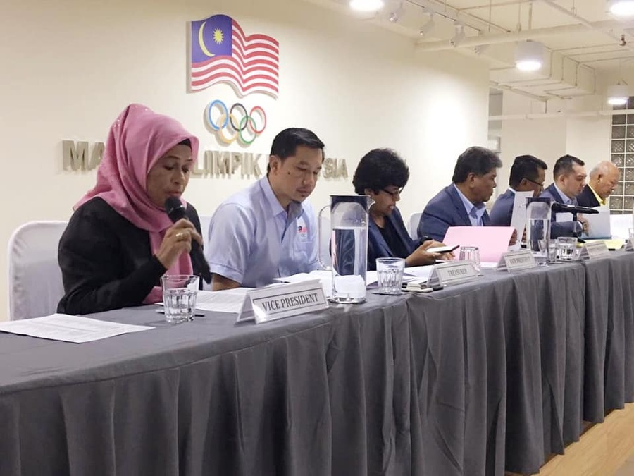 Malaysia NOC to send 795 athletes to SEA Games