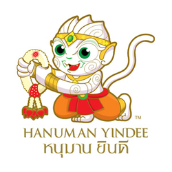 <div>The Martial Arts is the fighting sports. In order to create Mascot related to the Asian Martial Arts Games, the Organizing Committee visualizes that Hanuman in Ramayana, the Great Asian epic, would be a good Mascot for the Games.<br /><br />&ldquo;Hanuman&rdquo; is a white &ndash; creamy super monkey and considers it as the God of the ape which has every kind of fighting skill with strong determination of great success.<br /><br />Being the Mighty Ape, &ldquo;Hanuman&rdquo; often shares in the traditional flower festival as a gesture of warm welcome and inspires friendship and unity for all the Asian peoples.<br /><br />The Organizing Committee uses &ldquo;Hanuman Yindee&rdquo; as the Mascot as it wants to convey the message of the word &ldquo;Yindee&rdquo; which means proudness and gratification. Furthermore, the Organizing Committee is using the word &ldquo;Yindee&rdquo; as to extend to everybody a warm welcome and a chance of making continuous friendship and solidarity throughout the entire peoples of Asia.<br /><br />Thailand customarily gives a garland to a distinguished, respected person. With the garland hung in Mascot&rsquo;s both hands, it means a sign of firm friendship and victory, as witnessed by a bright red sunshine of rays of OCA Logo, radiating warmth covering all the Asian Contingent.</div>