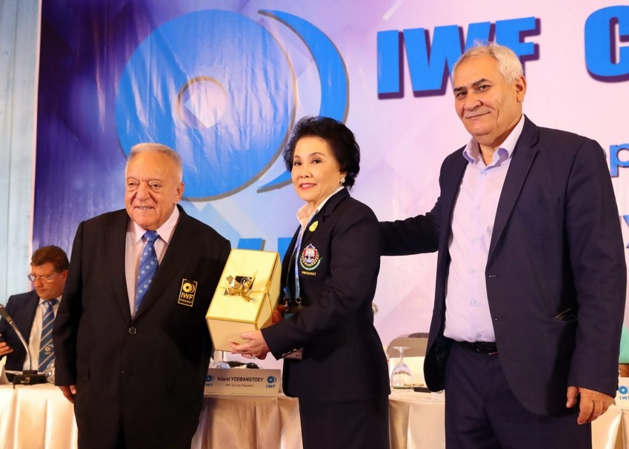 IWF praises Iran, selects Chongqing for 2022 Worlds