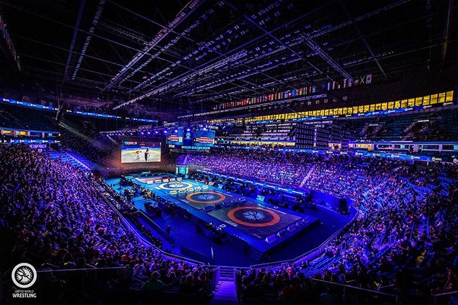 OCA » Almaty, Xian to host major Asian wrestling events in 2021
