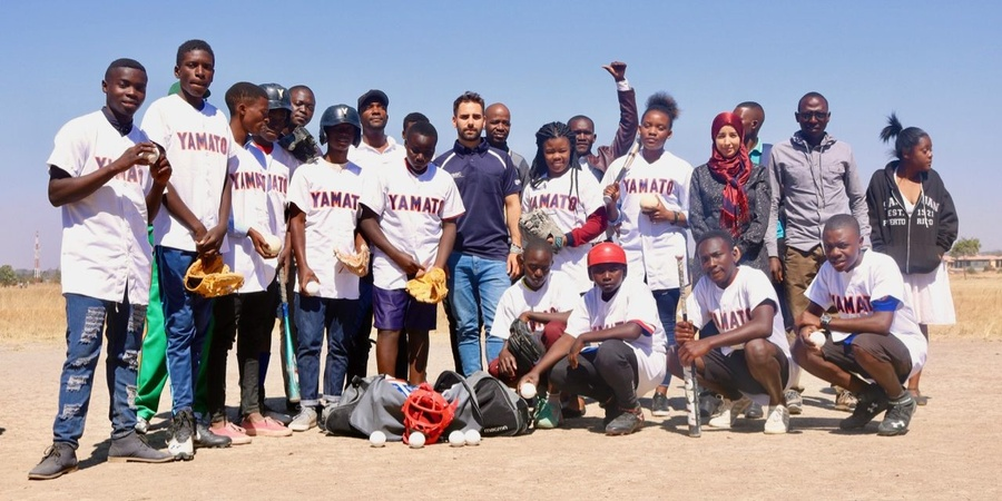 Palestine to benefit from Fukushima spirit in baseball-softball