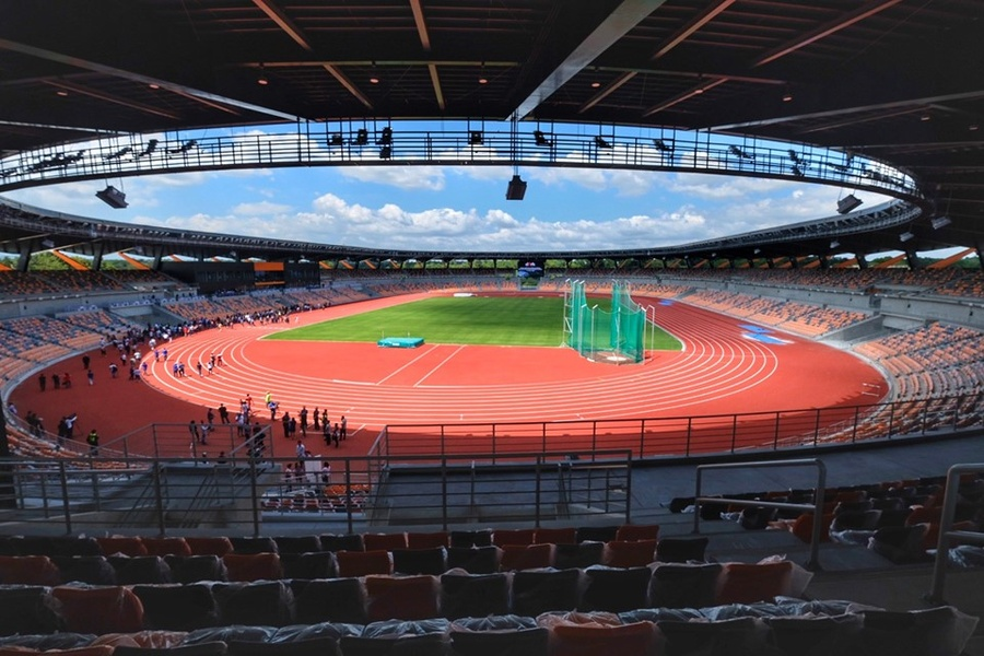 European track teams consider New Clark City for Tokyo 2020 training camp