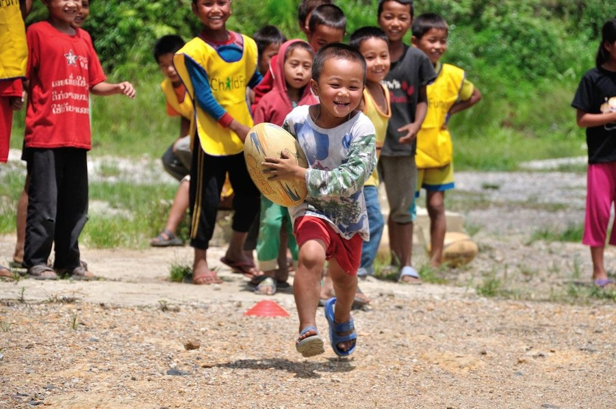 Rugby World Cup programme to benefit 25,000 children in Asia