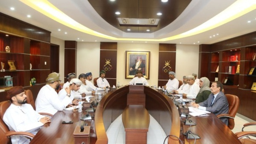 Oman NOC meets athletics body to discuss Olympic qualification