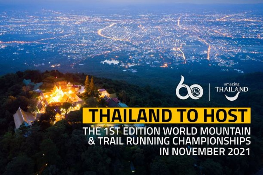 Thailand to host inaugural world mountain and trail running championships