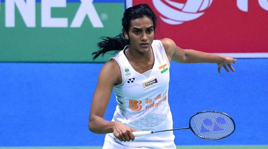 India's PV Sindhu – Rio 2016 silver medallist. © The Indian Express