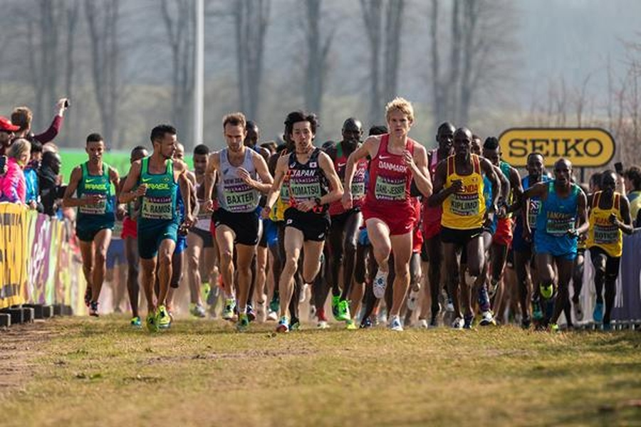 World Athletics has proposed a cross country race for Paris 2024. © World Athletics